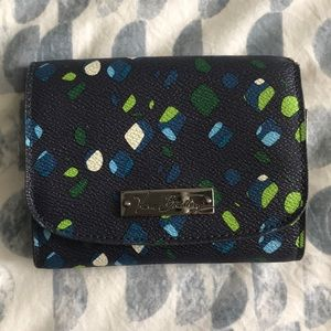 Vera Bradley Leather Wallet